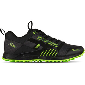 Salming Trail T4 - Zapatillas running Mujer - amarillo/negro